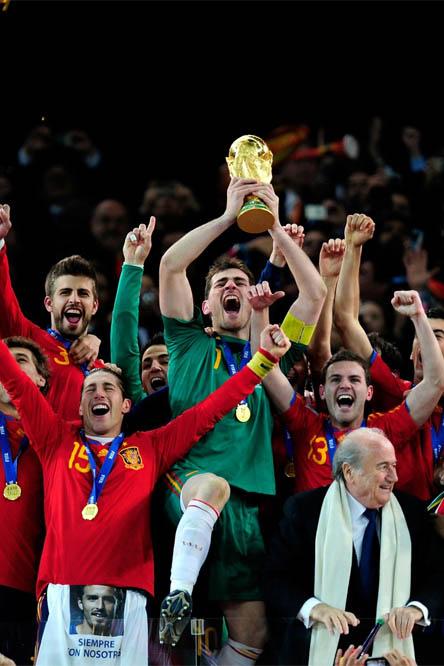España, campeona del Mundial