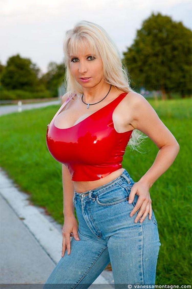 Vanessa Montagne
