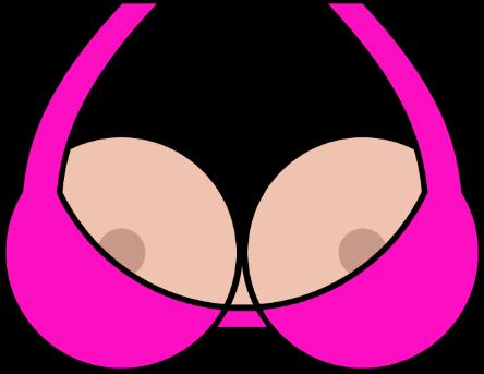 El logo del sujetador
