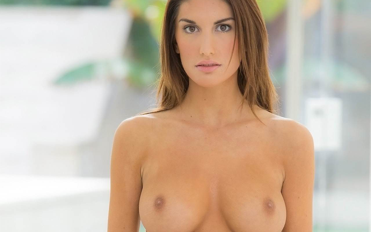 August Ames wallpaper